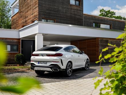 Nyhed! Bilmåtter til BMW X6 (G06) 2019 ->