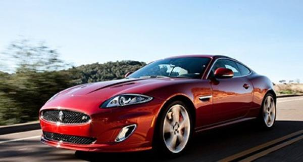 XK Coupe 2011-